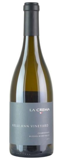 2017 La Crema Kelly Ann Vineyard Chardonnay