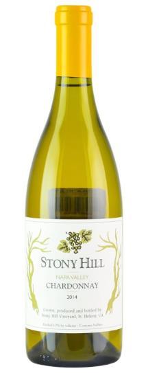 2014 Stony Hill Chardonnay