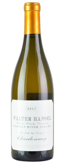 2017 Walter Hansel Winery Chardonnay North Slope