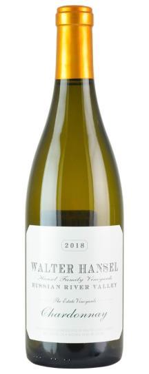2019 Walter Hansel Winery Chardonnay Estate