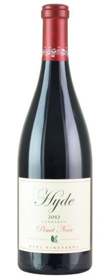 2012 Hyde Estate Pinot Noir