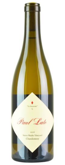 2016 Paul Lato Le Souvenir Sierra Madre Chardonnay