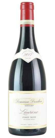 2017 Domaine Drouhin Oregon Willamette Valley Pinot Noir Laurene