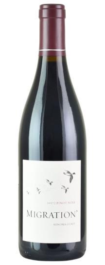 2017 Duckhorn Pinot Noir Migration