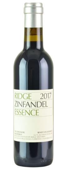 2017 Ridge Zinfandel Essence