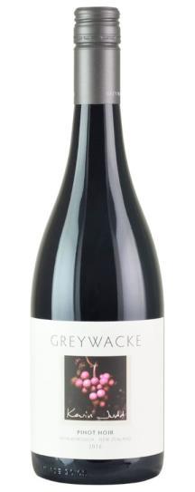 2016 Greywacke Pinot Noir