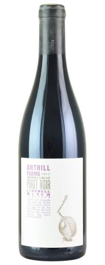 2017 Anthill Farms Pinot Noir Campbell Ranch Vineyards