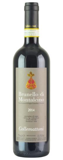 2014 Collemattoni Brunello di Montalcino