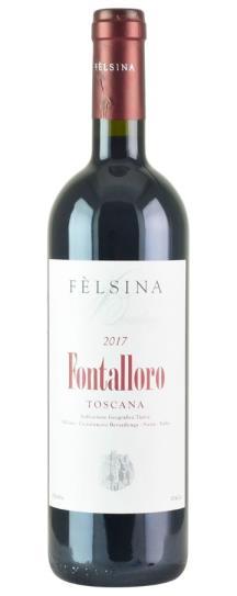 2016 Fattoria di Felsina Fontalloro Toscana