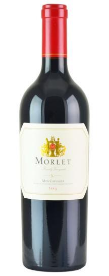 2013 Morlet Family Vineyards Cabernet Sauvignon Mon Chevalier