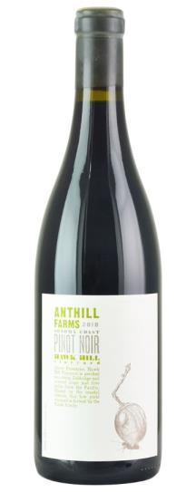 2018 Anthill Farms Hawk Hill Pinot Noir