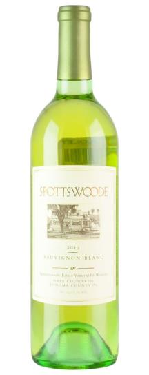 2019 Spottswoode Sauvignon Blanc