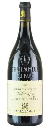 2018 Domaine Grand Veneur Chateauneuf du Pape Vieilles Vignes