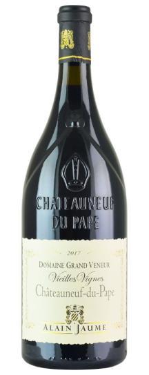 2017 Domaine Grand Veneur Chateauneuf du Pape Vieilles Vignes