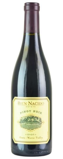 2016 Bien Nacido Estate Pinot Noir