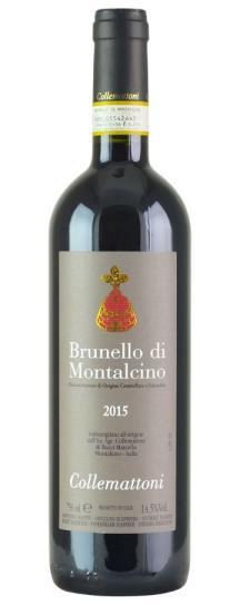 2015 Collemattoni Brunello di Montalcino