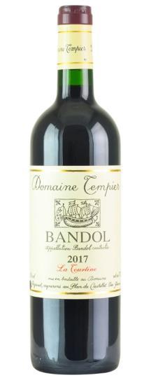2017 Domaine Tempier Bandol la Tourtine
