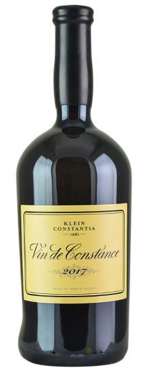 2017 Klein Constantia Vin de Constance Natural Sweet Wine