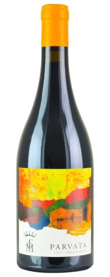 2017 Force Majeure Force Majeure Parvata Red Blend
