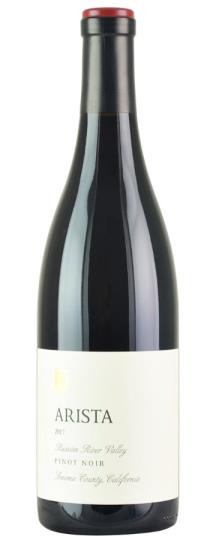 2017 Arista Winery Russian River Valley Pinot Noir