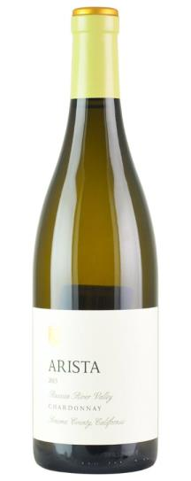2015 Arista Winery Russian River Valley Chardonnay