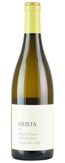 2016 Arista Winery Banfield Vineyard Chardonnay