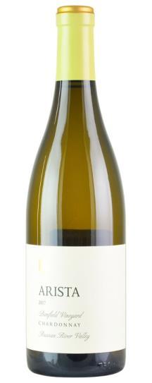 2017 Arista Winery Banfield Vineyard Chardonnay