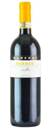 2015 Giovanni Manzone Barolo Castelletto
