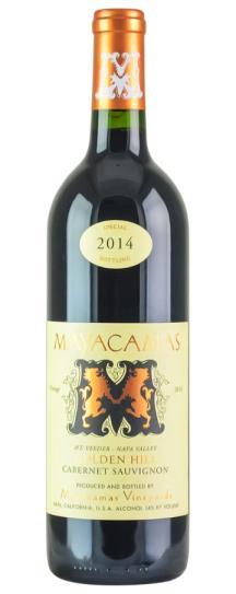 2014 Mayacamas Vineyards 'Golden Hill' Cabernet Sauvignon