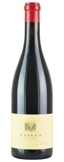 2018 Failla Pinot Noir Hirsch Vineyard