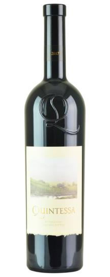 2018 Quintessa Proprietary Red Wine