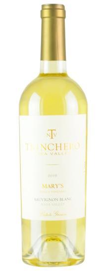 2019 M. Trinchero Sauvignon Blanc Mary's Vineyard