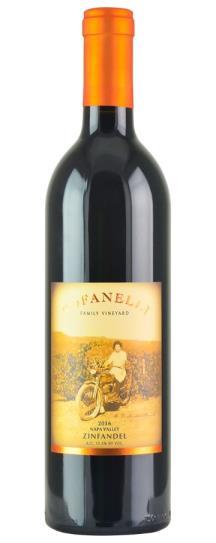 2016 Tofanelli Family Vineyard Zinfandel