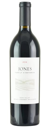 2016 Jones Family Vineyard Cabernet Sauvignon
