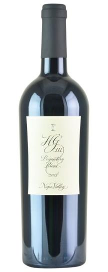 2018 Hourglass HG III Red Blend