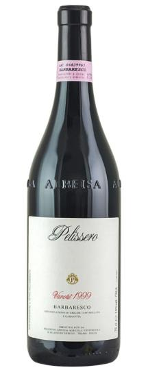 1999 Giorgio Pelissero Barbaresco Vanotu