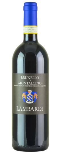 2015 Lambardi Brunello di Montalcino