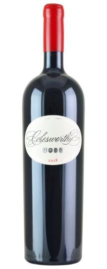 2018 Schrader Cellars Cabernet Sauvignon Colesworthy