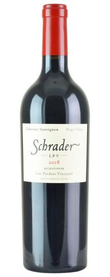 2018 Schrader Cellars LPV Beckstoffer Las Piedras Vineyard