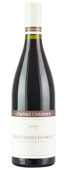 2017 Jerome Chezeaux Nuits St Georges