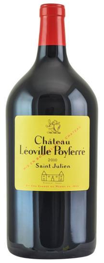 2010 Leoville-Poyferre 2020 Ex-Chateau Release