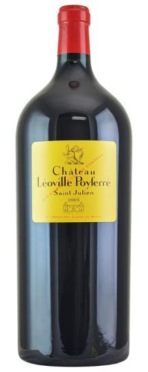2003 Leoville-Poyferre 2020 Ex-Chateau Release