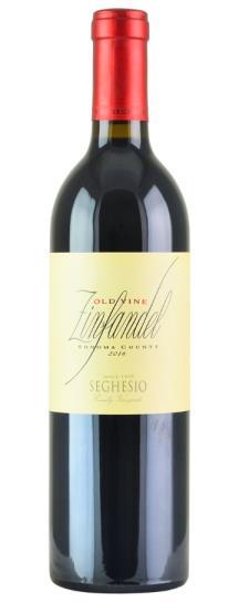 2016 Seghesio Zinfandel Old Vine