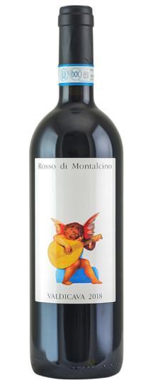 2018 Valdicava Rosso di Montalcino