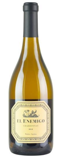 2018 Bodega Aleanna 'El Enemigo' Chardonnay