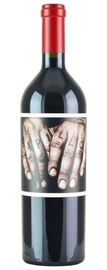 2018 Orin Swift Papillon
