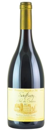 2017 Domaine de la Chapelle Santenay Clos des Cornieres