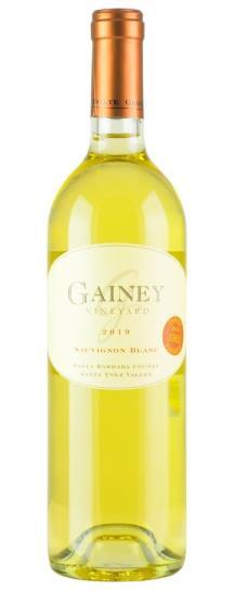 2019 Gainey Sauvignon Blanc