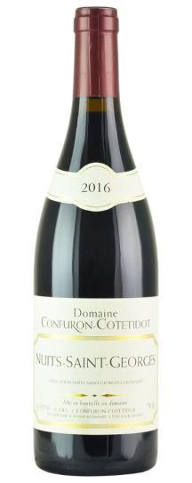 2016 J Confuron-Cotetidot Nuits-Saint-Georges