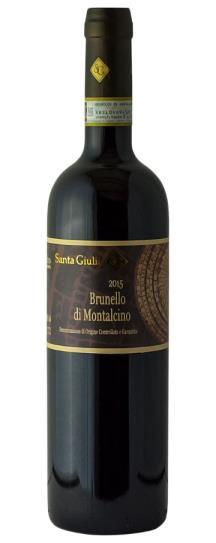 2015 Santa Giulia Brunello di Montalcino